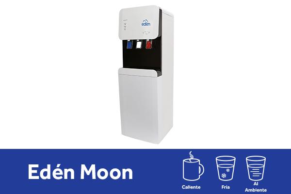 Dispensador de agua con filtros para oficina Edén Moon