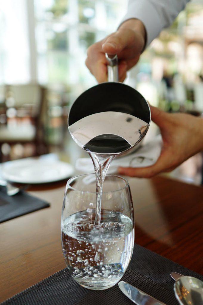 Errores al consumir agua en el hogar