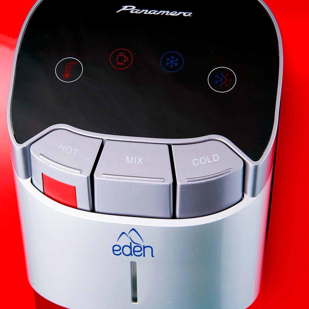 Agua ideal para hogar con Edén agua bar