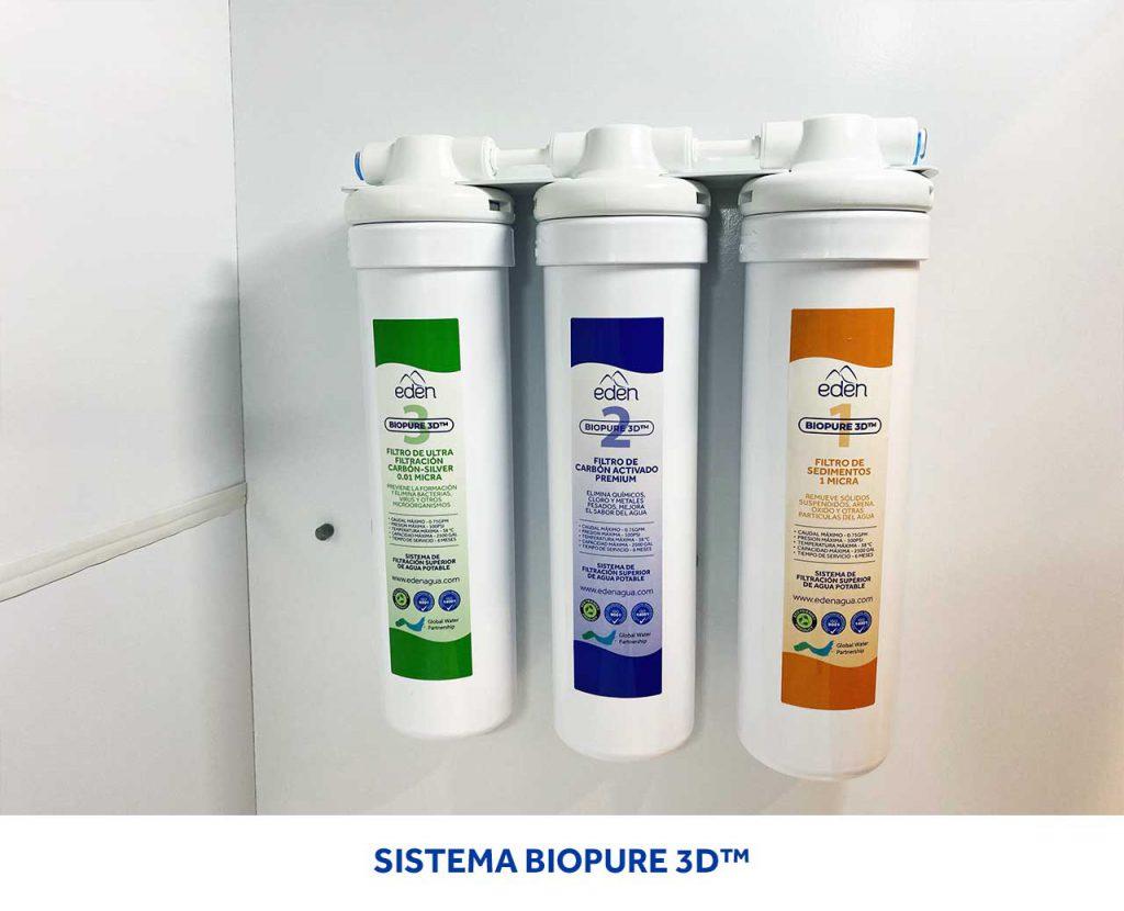 SISTEMA BIOPURE 3D™